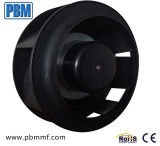 72 Motor를 가진 적능력 DC Backward Curved Centrifugal Fan