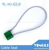 sello estupendo del cable de la alta seguridad de 5.0m m (YL-HJ-G5.0)