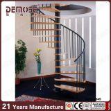 Kits de la escalera espiral de las pisadas de escalera del roble (DMS-1001)
