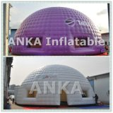 Neue Entwurfs-riesige weiße Farben-aufblasbares Tennis Sports Zelt
