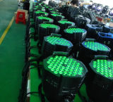 54X3W RGBW LED de interior PAR Can Luz