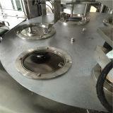 Cosmético automático que pesa a máquina de embalagem de enchimento da selagem