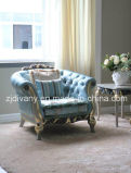 Style francese Fabric Sofa Set (1101A+B+C)