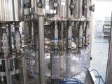 сока бутылки 4-in-1 Monoblock машина упаковки автоматического заполняя
