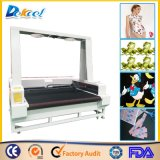 Напечатанный автомат для резки CCD ткани тканья (автомат для резки лазера)