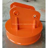 掘削機のための中国のベストセラーの円の持ち上がる電子磁石