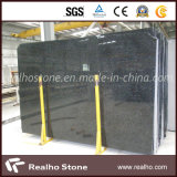 FloorまたはWallのための普及したNatural Black White Granite Slab