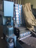 Zweite Hand-PU-Handy-Gleitschutzsilikon-Auflage-stempelschneidene Maschine