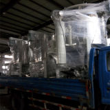 Пластичная машина смесителя для HDPE, PP с мастерской серией