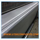 Tela tejida fibra de vidrio del alto rendimiento 18oz