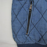 Child、Denim Jacket、PU Sleeve、Child JacketのためのMost Popular