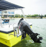 Sale를 위한 옥외 Recreation Motor Fiberglass Fishing Yacht