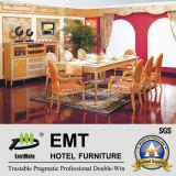 Mobilia lussuosa della camera da letto dell'hotel (EMT-D1201)
