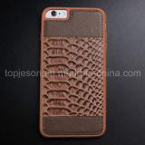 Рыб-Вычислите по маштабу iPhone 6/6s аргументы за неподдельной кожи картины