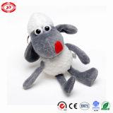 Giocattolo di Shaun farcito regalo molto piccolo del CE della peluche di Keychain delle pecore mini