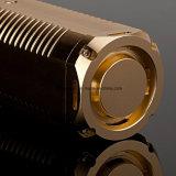Lanterna elétrica do alumínio do interruptor de controle do toque
