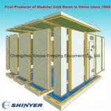カラー1982年以来の低温貯蔵部屋のための鋼鉄ポリウレタンサンドイッチパネル
