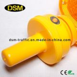 Lámpara amonestadora solar (DSM-7T)