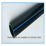 ISO4427/AS/NZS4130 HDPE Pipe per Water Supply Dn20-630mm
