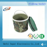Pesca Tools Folding Bucket para Car Travel e Fishing