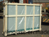 Clear transparente Flat Glass para Building