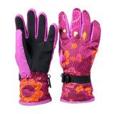 Профессиональная напольная перчатка лыжи зимы