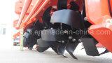 2015新しく調節可能な後部折り返しの重い回転式くわの耕うん機