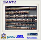 Pulido soldadas tubos cuadrados de acero inoxidable