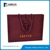 Impression Pervice (DPB-OO1) de sac de papier de cadeau