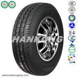 Todo el neumático radial de la polimerización en cadena del neumático del vehículo de pasajeros del neumático de la estación