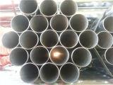 Горячая окунутая гальванизированная труба ERW стальная
