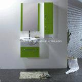 Bckの現代方法様式MDFの浴室用キャビネットの虚栄心W-60