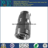 Custom High Precision Steel Alloy CNC Usinage Nipples