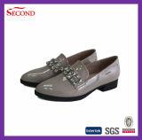 PU-obere beiläufige Form-Frauen-Schuhe
