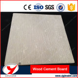 내부와 Exterior Wall Fireproof Fiber Cement Wood Grain Board