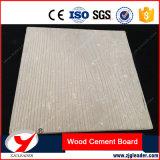 Цемента волокна нутряной и внешней стены доска зерна пожаробезопасного деревянная