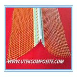 Orange de la maille 75GSM 5X5 de fibre de verre pour le coin