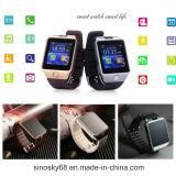 Bluetooth intelligenter Uhr-Handgelenk-Telefon-SynchronisierungAndroid oder ISO Dz09