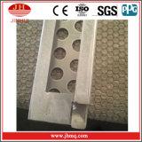 Panneau perforé de dépliement de mur rideau de façade d'aluminium