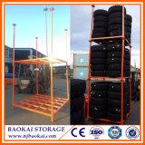 1500*1500*1500mm Warehouse Tire Rack Tyre Display Rack