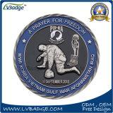 Pièce de monnaie faite sur commande d'enjeu de souvenir avec le modèle votre logo