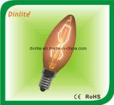 Bulbo del rustika de C35-7anchors 15W 25W 40W