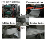 Folding Embossed Napkin Machineのための装置
