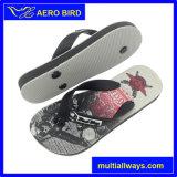 Горячая тапочка обуви PE мальчика продукта с новой конструкцией печати