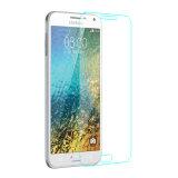 Protetor da tela do vidro Tempered de telefone de pilha para Samsung E7