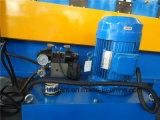 O metal da plataforma de assoalho da alta qualidade lamina a formação da máquina