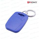 Fácil durável carreg RFID Keyfob para o controle de acesso