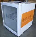 Refrigerador refrigerado de Visi de la bebida del refrigerador de la exhibición del producto
