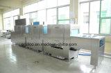 De automatische Hoge Commerciële Afwasmachine van de Capaciteit van de Was