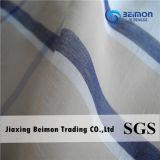 ткань 10.5mm 25%Silk 75%Cotton покрашенная пряжей для &Dress шарфа